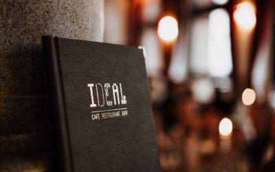 Café Ideal: Selbstabholung für Warmspeisen, Kuchen und Weihnachtsgebäck